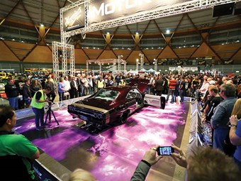 Events: Motorex 2014