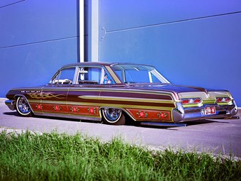 Buick Electra: Reader ride