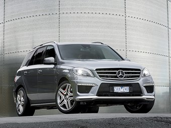 2014 Mercedes-Benz ML63 AMG review