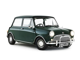 1969 Mini Cooper S: UK Classics Pt.2