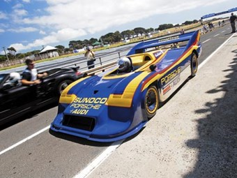 1973 Porsche 917/30 Spyder Can-Am Review