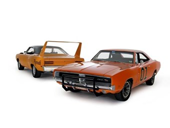 Plymouth Superbird/Dodge Charger R/T General Lee Review
