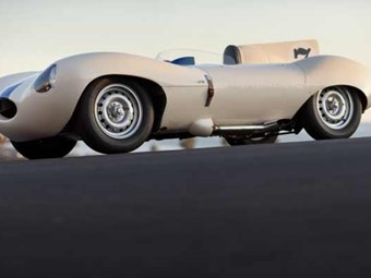 1956 Jaguar D-Type brings $3.4 million at auction