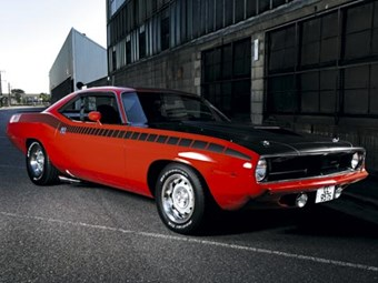 Plymouth AAR Barracuda (1970) Review