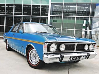 Ford XY Fairmont (1970-72) Buyers Guide