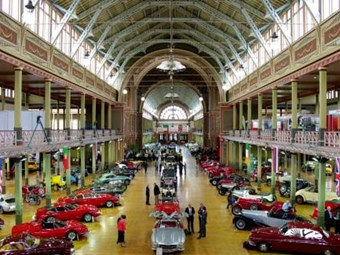 Record entries for Motorclassica 2011