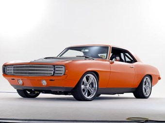 Foose 1969 Camaro Review