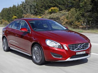 Volvo S60 Sedan and V60 Sportswagon engines