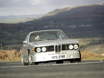 BMW 3.0 CSL (1973) Review