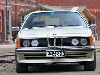 BMW 635CSi (1978) Review: Our Shed