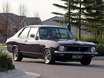 Project Purple - Torana XU-1 home page