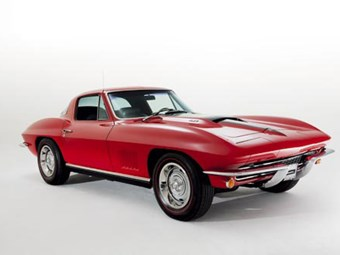 1967 Chevrolet Corvette Sting Ray Review