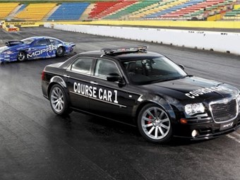 Chrysler 300C SRT8 Moto GP course car review