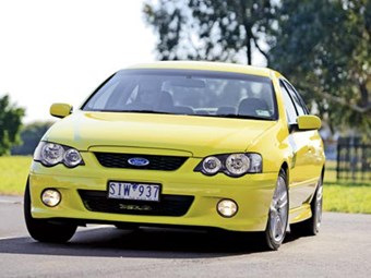 Ford BA Falcon XR6 Turbo (2002 - 2007) Buyers Guide