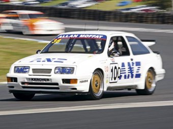 Ford Sierra Group A Review