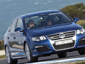VW Passat R36: Buyers Guide