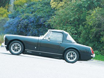 Mg midget transmission reviews
