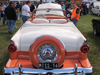 Gallery: 2012 Picnic at Hanging Rock Car Show