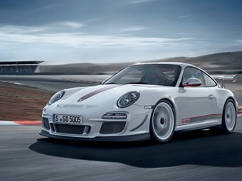Porsche 911 GT3 RS 4.0 (997) Review