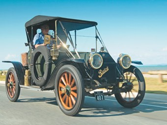 1912 Buick Review