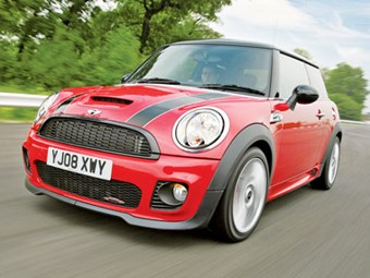 Mini John Cooper Works (2008) Review