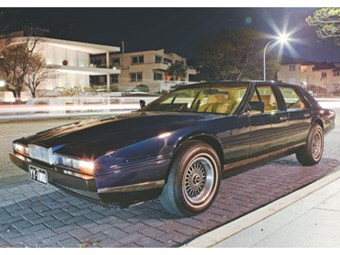 Aston Martin Lagonda (1978) Review