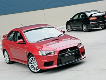 Mitsubishi Lancer Evolution (2008) Review