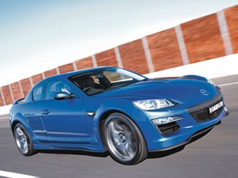 Mazda RX-8 (2008) Review