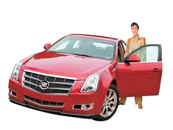 Cadillac CTS (2008) Review