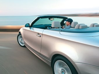 BMW 125i Convertible (2008) Review