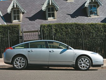 Citroen C6 (2008) Review