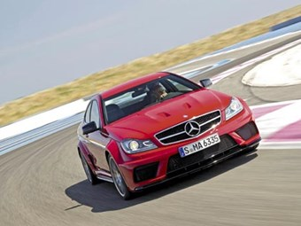Mercedes-Benz C63 AMG Black Series Review