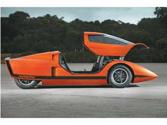 Holden Hurricane Review
