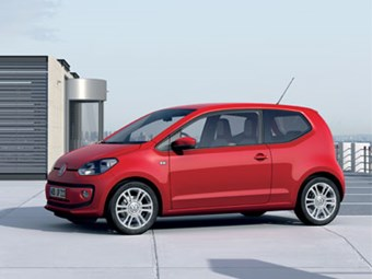 Volkswagen Up Review