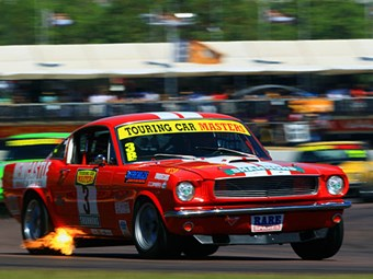 Touring Car Masters profile: Steve Mason