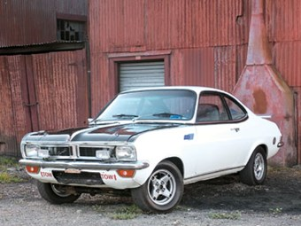 Chevrolet Firenza CanAm (1973) Review