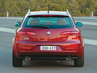 Alfa Romeo 159 2.4 JTD Sportwagon (2007) Review