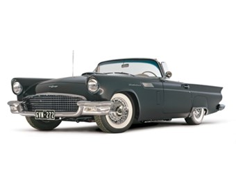 Ford Thunderbird (1957) Restoration Review