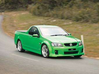 Holden VE Commodore SS V Ute (2007) Review