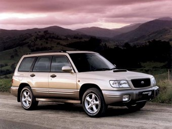 Subaru Forester Turbo Buyers Guide