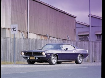 Plymouth Barracuda (1970-74) Buyer's Guide