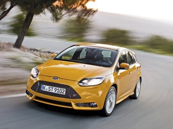 Ford Focus ST (2012) Review