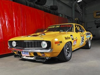 Touring Car Masters 1969 Chevrolet Camaro
