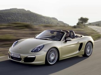 Porsche Boxster 2.7 Review