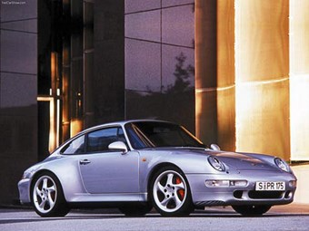 Porsche 911 Carrera (993) Review