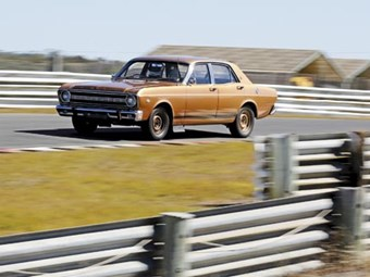 Bathurst legends Pt.1: Ford Falcon XR GT