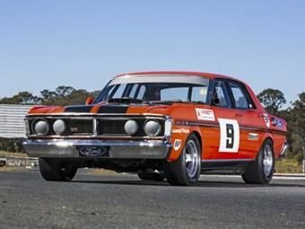 Bathurst Legends Pt.2: Ford Falcon XY GT-HO Phase III