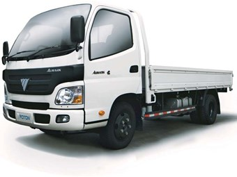 FOTON AUMARK LIGHT TRUCK REVIEW