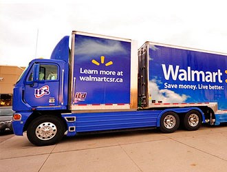 Wal-Mart combination raises Canadian ire