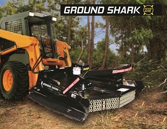 New land clearing innovation Digga Ground Shark hits Australia